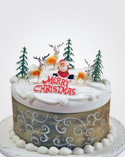 Christmas Cake CS0878