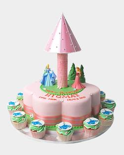 Princess Cake CLR356