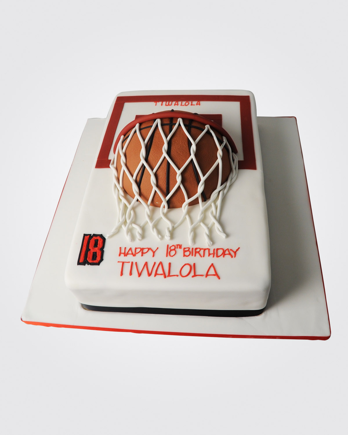 Basket Ball Cake SPH3985