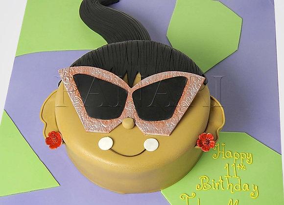 Little Madam Cake CG4079