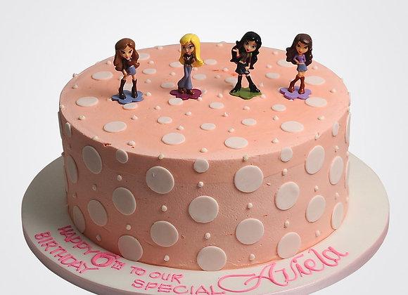 Bratz Cake CG3621