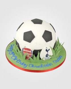 Football Cake SPH0892