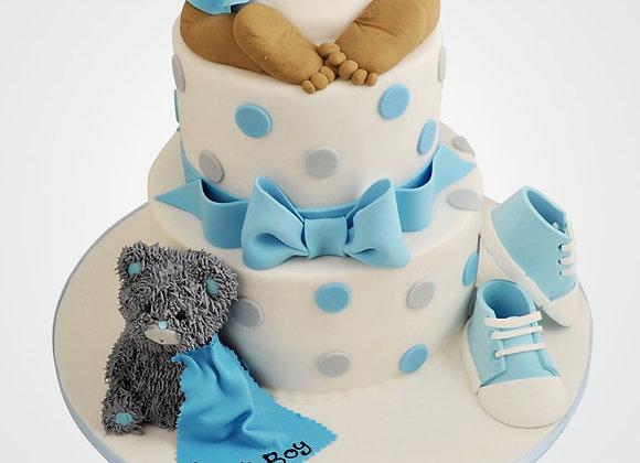 Baby Shower Cake CHB6012