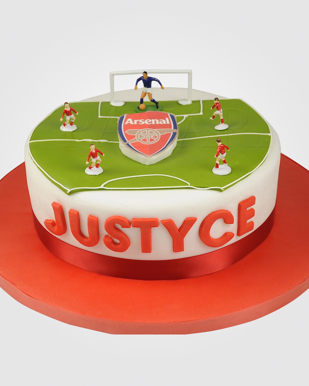 Football Cake SPH0040