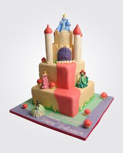 Castle Cake PR5328