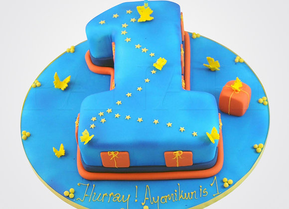 Number Cake AN0795
