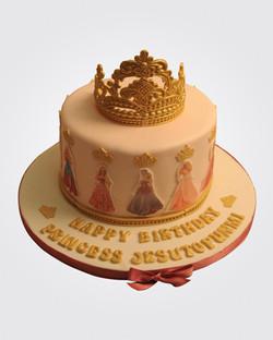Princess Cake PR6673