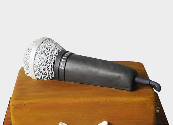 Microphone  Cake  CG1188