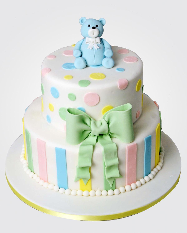 Teddy Bear Cake TE9422