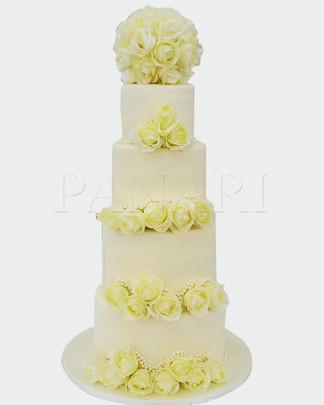 DULCIA YELLOW WEDDING CAKE WC0950.jpg