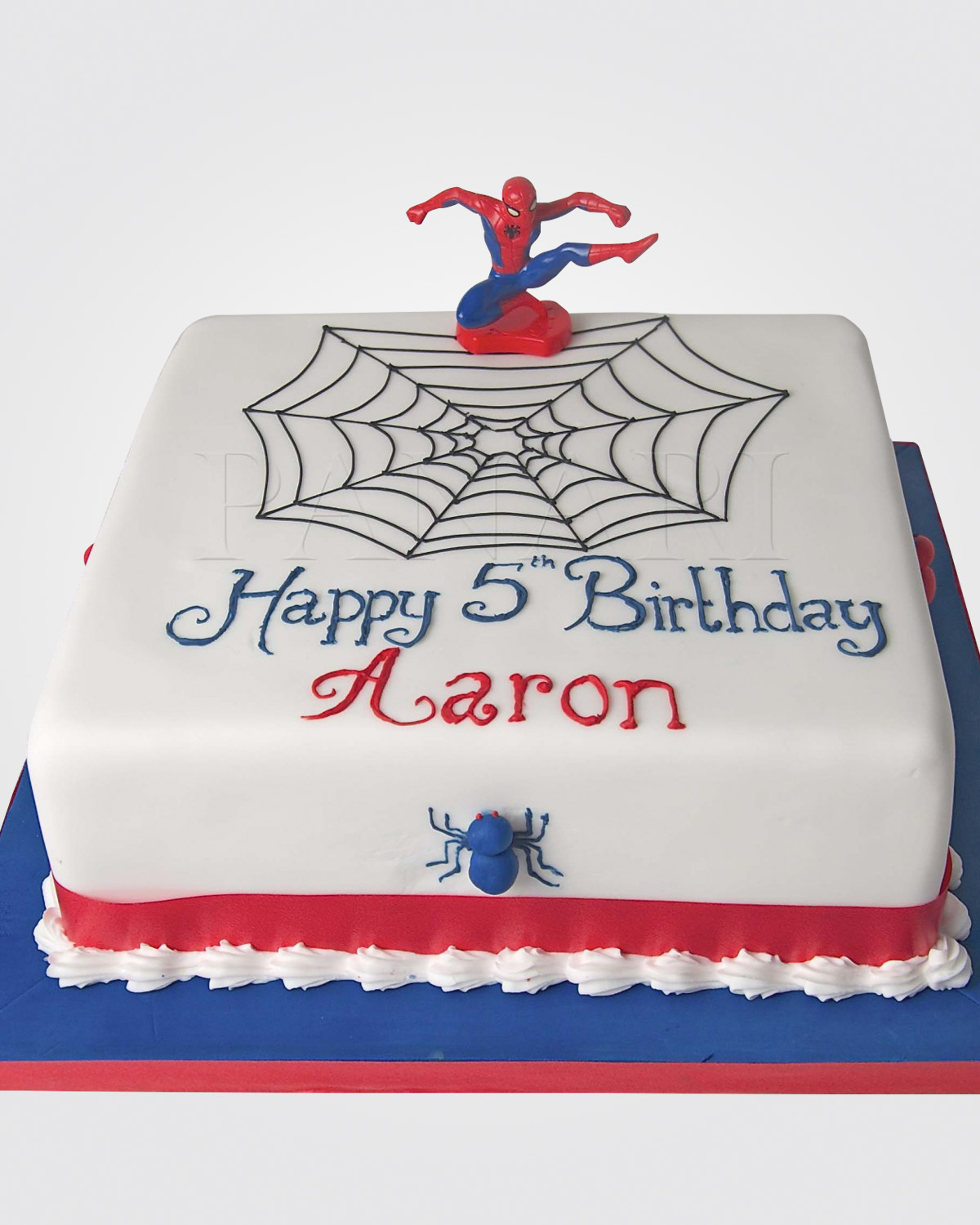 Spiderman Cake SP1206