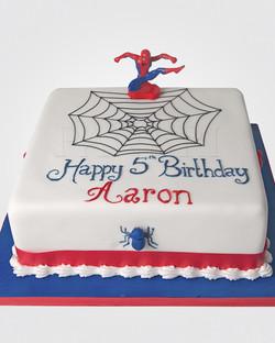 Spiderman Cake SP1206