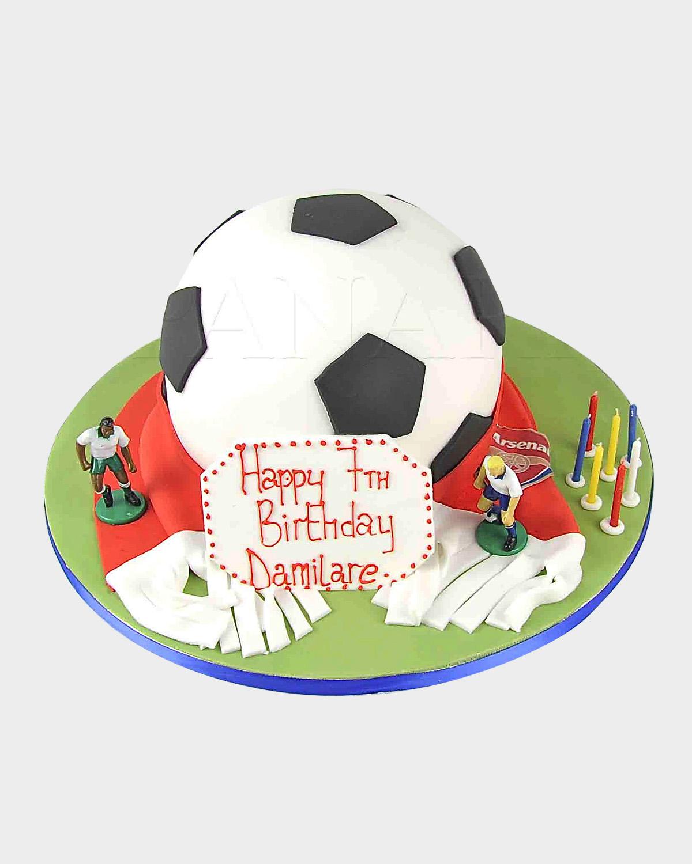 Football Cake SHPH0071