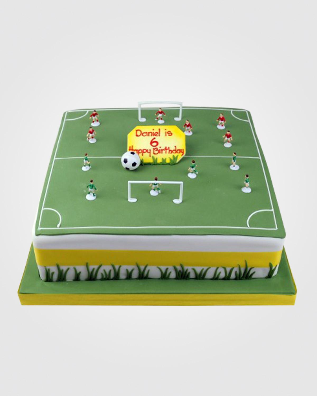 Football Cake SPH0408