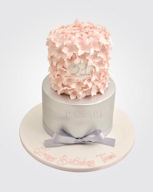 Pink Blossom Cake CL0363