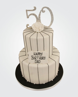 50th Birthday Cake CL5766.jpg