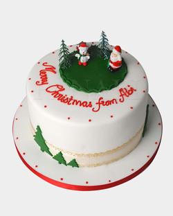 Christmas Cake CS4220