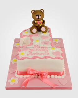 Tedy Bear Number AN6726