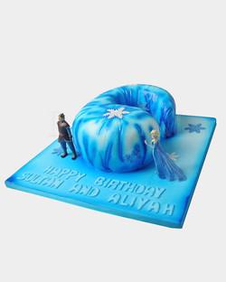 Frozen Cake  PR4158