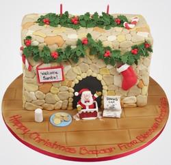 Christmas Cake CS5856