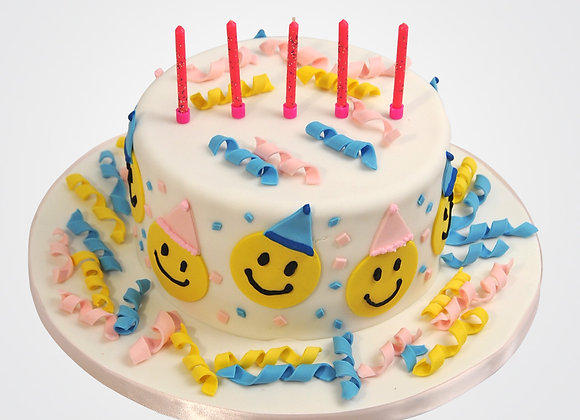 Emoji Cake CG0949