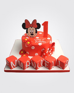 Minnie Mouse MM3733