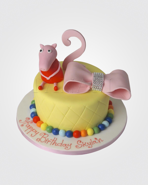 Peppa Pig Cake PE7331.