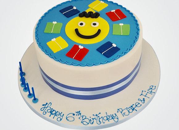 Emoji Cake  CB5562