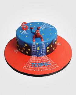 Spiderman cake SP6377