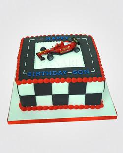Formula One Cake SPH3221
