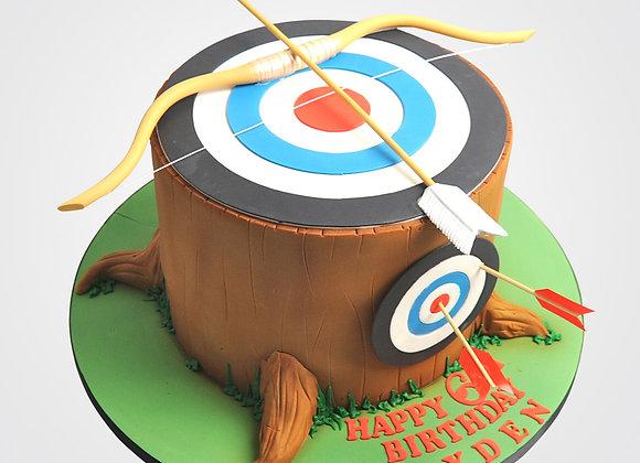 Archery Cake CB8986
