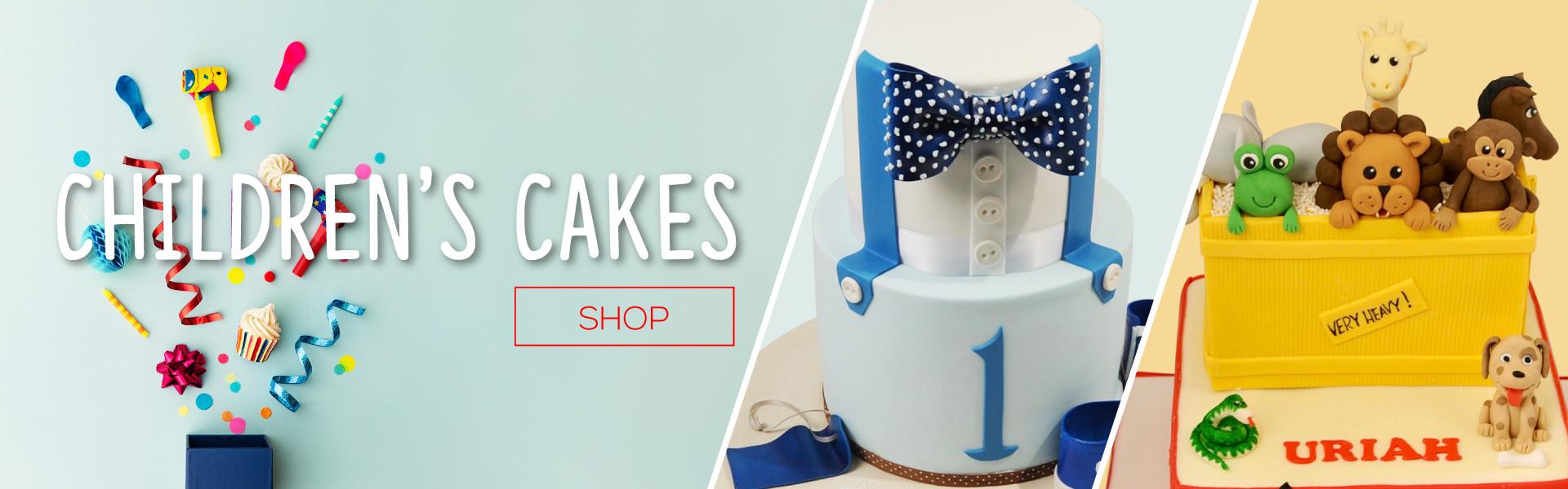 Children' s Cakes