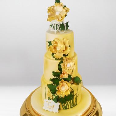 40th Birthday Cake CL0624.jpg