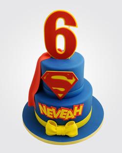 Superman Cake SP0504