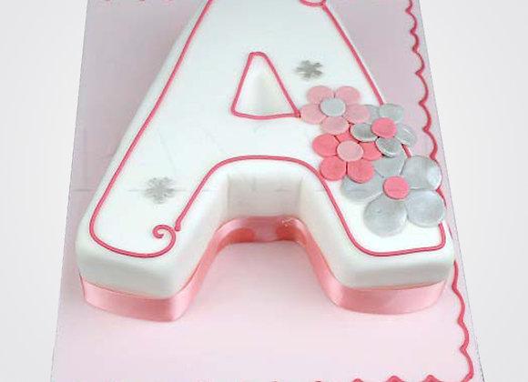 Alphabet Cake AN1280
