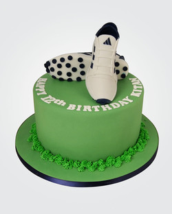 Football Boots Cake SPH7525
