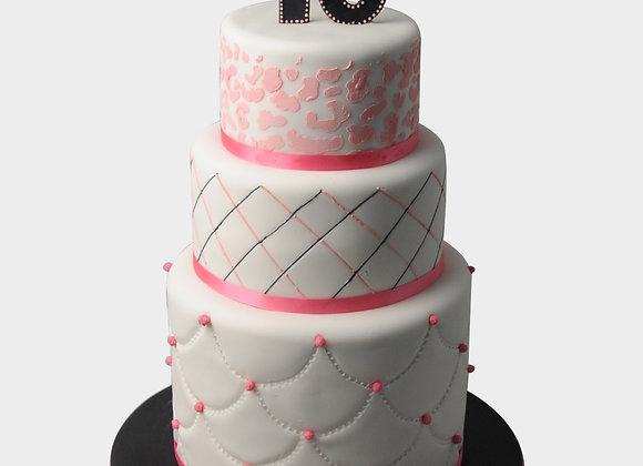 10th Birthday Cake CG5189