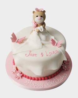 Teddy Bear Cake CG092