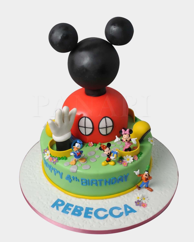 Mickey & Minnie MM9743