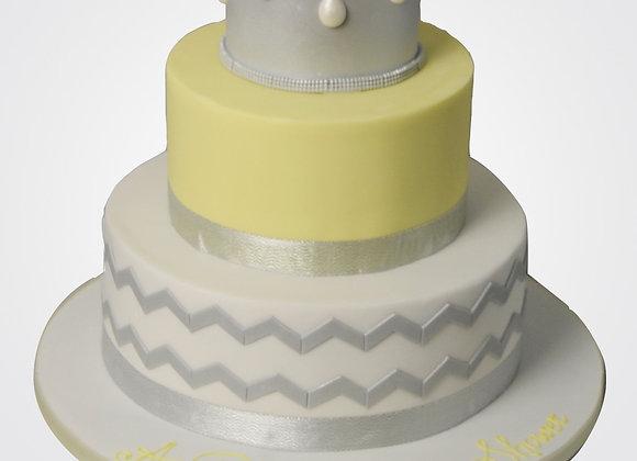 Crown Cake CB0130