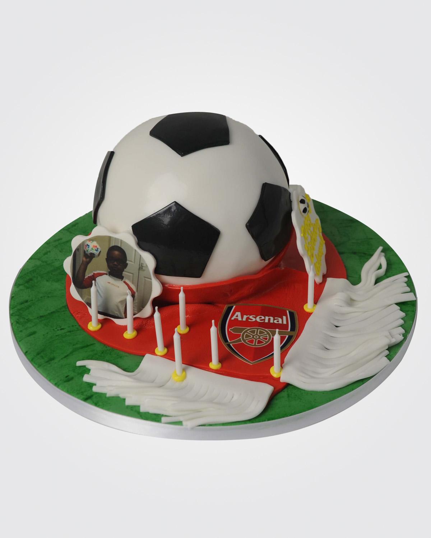 Football Cake SPH2017