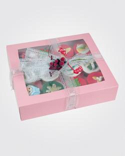 12 Cupcakes CS0050