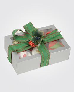 6 Christmas Cupcakes CS0019