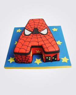 Spiderman Cake SP7178