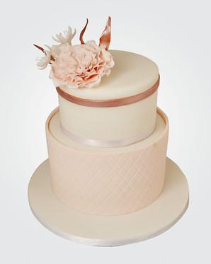 Blush Pink Cake CL7303