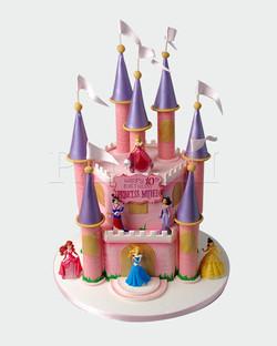 Castle Cake C8077