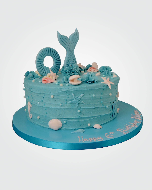 Mermaid Cake PR7613