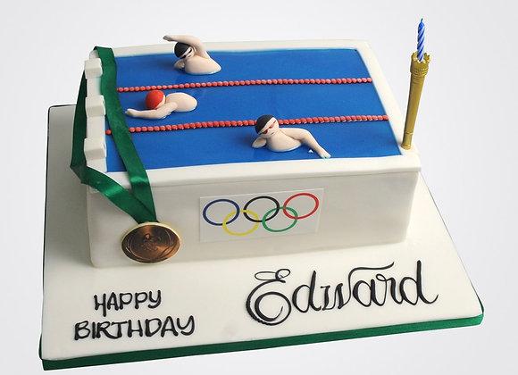 The Olympian Cake CB5000