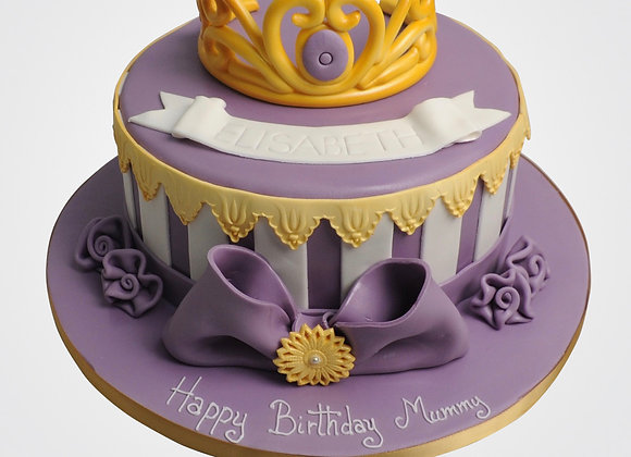 Tiara Cake CG8246