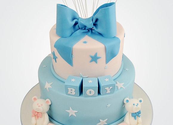 Baby Shower Cake CHB7020